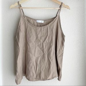 NWT Oak + Fort Brown Camisole One Size